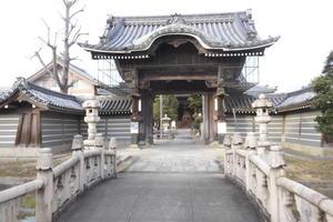 富田探訪 ~寺内町・酒造の町として繁栄