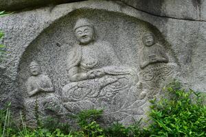 加茂探訪【下】 ~当尾の石仏/岩船寺