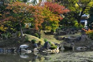 渉成園/東本願寺の紅葉特集 ~京都駅から歩いて行ける名庭|MKタクシー