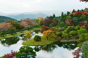 修学院離宮/鷺森神社の紅葉特集 ~京都の庭園の最高峰は当日参観も可能に|MKタクシー