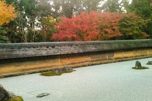 龍安寺の紅葉特集 ~石庭もいいけど紅葉シーズンは鏡容池がお勧め|MKタクシー