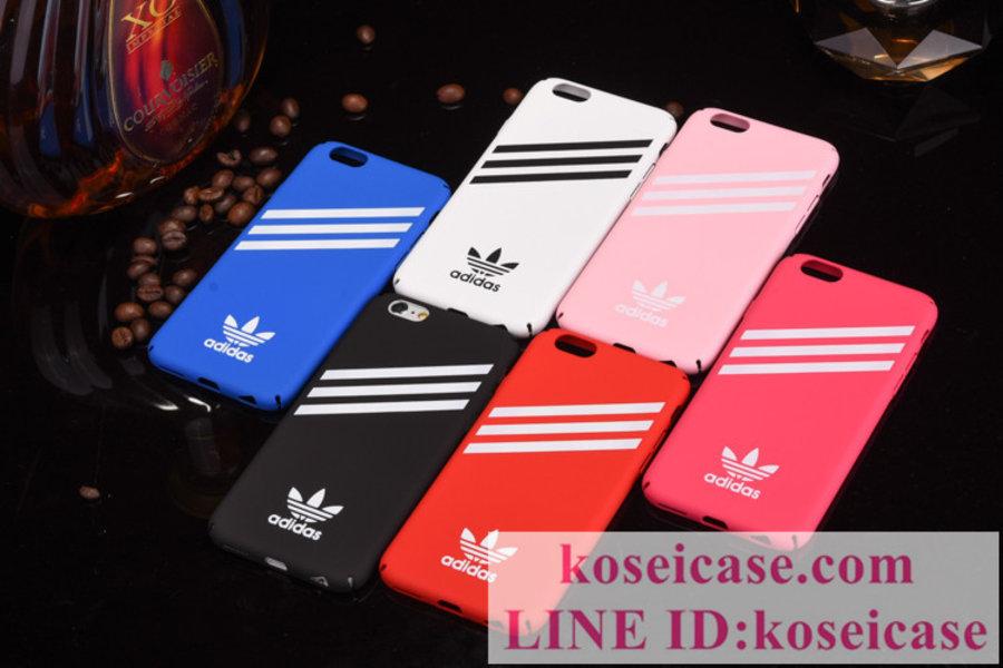 アディダス スマホケース iphone8