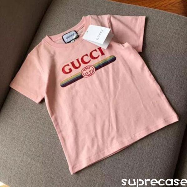 e37fde065676 グッチ tシャツ コピー GUCCI Tシャツ 19SS 新作 カップル セレプ愛用 ...